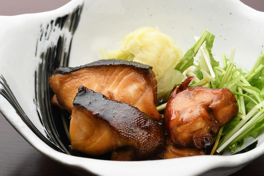 Simmered Fish(Recommended)